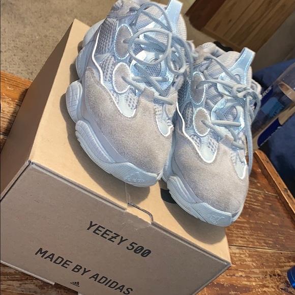 Yeezy Shoes   Adidas Yeezy 50 Salt Size